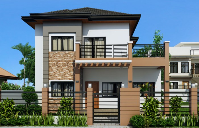 Top 10 house designs or ideas for ofws by pinoy eplans for House design for small houses philippines