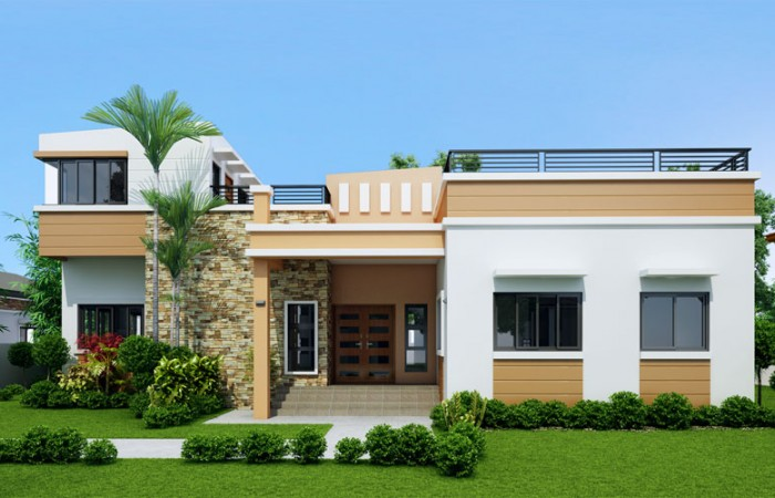 Top 10 house designs or ideas for ofws by pinoy eplans for House garage design philippines