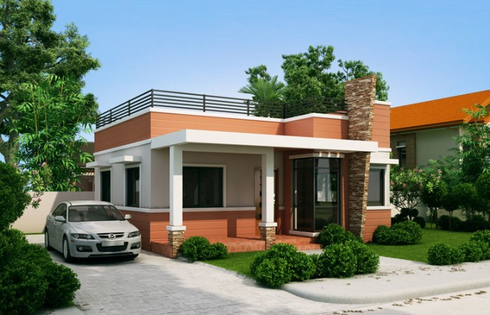 Top 10 House Designs or Ideas For OFWs by Pinoy ePlans Kwentong OFW