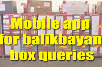 List of Balikbayan Box Company Accredited by DTI in 2016