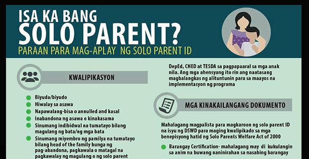 quezon single parents Quezon city caloocan city  las  how to apply for a solo parent id 1 the solo parent-applicants shall bring the ff:.